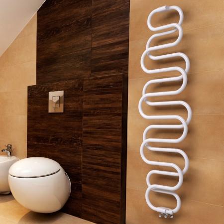 Фото дизайн полотенцесушителей